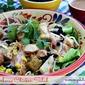 Barbecue Chicken Salad {Easy Summer Meal Idea}