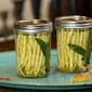 Pickled Tarragon Green Beans