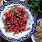 Watermelon Salad with Labneh