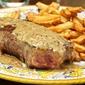 Bastille Day Special: Steak au poivre (Peppercorn Steak)