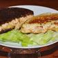 Salmon Reuben Sandwich