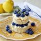 Lemon Berry Angel Food Shortcake
