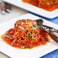 Kale, Mushroom & Sun-Dried Tomato Lasagna Rolls Recipe {Vegetarian}