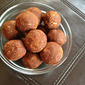 Nutty Cocoa Munchkins