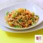 Nasi Goreng Belacan Ikan Bilis (Shrimp Paste Anchovies Fried Rice)