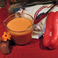 Chipotle Smoked Red Pepper Sauce