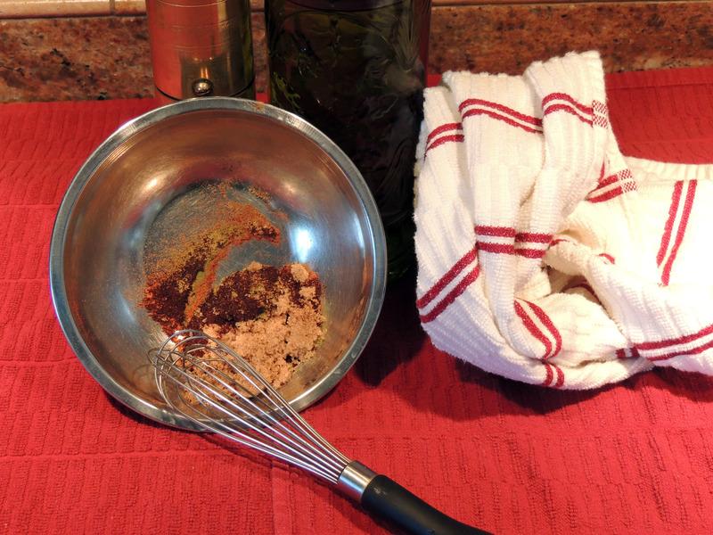 Mesquite Smoked Pork Tenderloin With Bourbon Ancho Pasilla