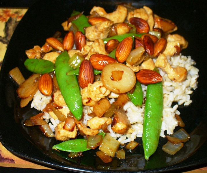 Chicken Almond From The Nut Tree Restaurant Recipe By Lynne Cookeatshare