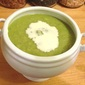 Chilly Summer Pea Soup