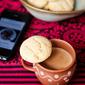 Eggless White Chocolate Chip Cookies Recipe
