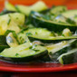 Cheesy Zucchini with Garlic and Parsley