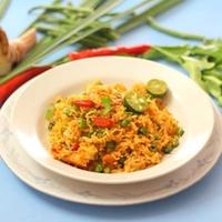 Nasi Goreng Tom Yam (TomYam Fried Rice)
