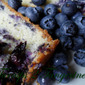Blueberry Lemon Streusel Bread