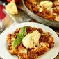 Three-Cheese Skillet Lasagna
