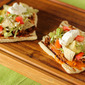 Easy Taco Grilled Mini Pizzas