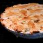 Lattice Chicken Pot Pie