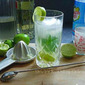 Key West Style Mojito, a Classic Cocktail