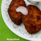 Deep Fried Cod Fish (with egg white and breadcrumbs)