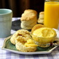 Maple Orange Butter for Buttermilk Biscuits