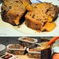 Honey Peach Quick Bread with Chia