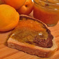 Vanilla Honey Apricot Preserves