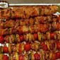 Pork Kabobs with Garden Vegetables