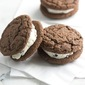 Chocolate Cookie Ice Cream Sandwiches