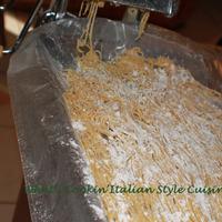 Grandma's Homemade Pasta