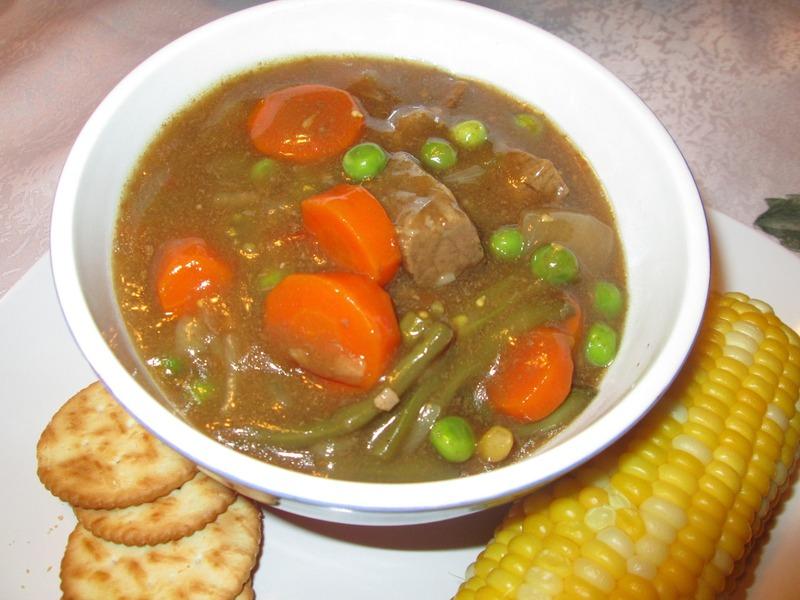 Stufato di manzo Italiano ( Beef Stew)