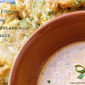 Okra Fritters w/ Creamy Remoulade Sauce {Mezze Madness w/ I Heart Cooking Clubs}
