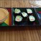 Raw Jicama 'Rice' Sushi Rolls