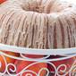 Frangipane Peach Bundt – #BundtaMonth August