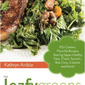 Cookbook Review -- The Leafy Greens Cookbook
