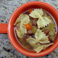Slow Cooker Pasta and Bean Soup