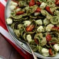 Caprese Pasta Salad + Hodgson Mill #SummerPastabilities Giveaway!