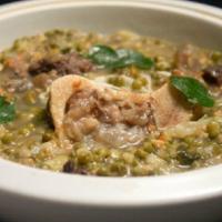 Ginisang Monggo with Pork Pata