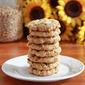 Coconut Sunflower Seed Cookies