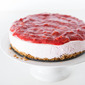 Yoplait® Frozen Yogurt Strawberry Lemonade Pie