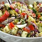 Grilled Vegetable and Farro Salad