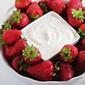 Greek Yogurt Fruit Dip: only 2 ingredients in 2 minutes!