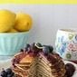 Gluten-Free Lemon Ricotta Pancakes