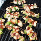 Grilled Chicken Kabobs with Jack Daniels Barbecue Recipe