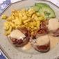 Pork Fillet, Bacon and Calvados