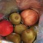 Day 12: Prawn and Zespri® Green Kiwifruit Aglio Olio Pasta