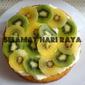 Day 11.2: Lemony Sponge with Zespri® Kiwifruits