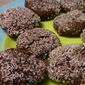 Vegan Black Bean Double Chocolate Chip Cookies