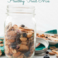 Dried Fruit and Nut Healthy Trail Mix (GIVEAWAY!)
