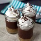 Chocolate Pudding Pie In A Jar