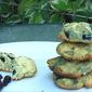 Blueberry Chocolate Cream Cheese Cookies {@snowluvnferret2 Guest Post}