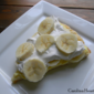 Banana Pudding Pizza